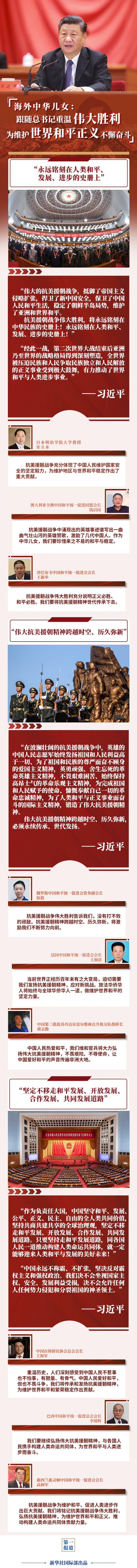 《【恒达娱乐待遇】第一报道|海外中华儿女:跟随总书记重温伟大胜利,为维护世界和平正义不懈奋斗》