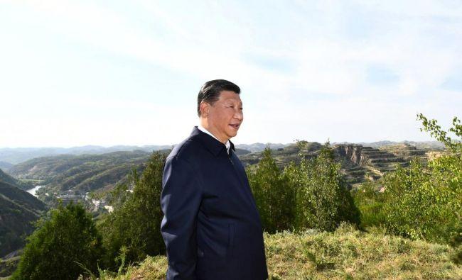 《【凤凰联盟平台网址】潮头观澜 黄土高坡上的绿色变迁》