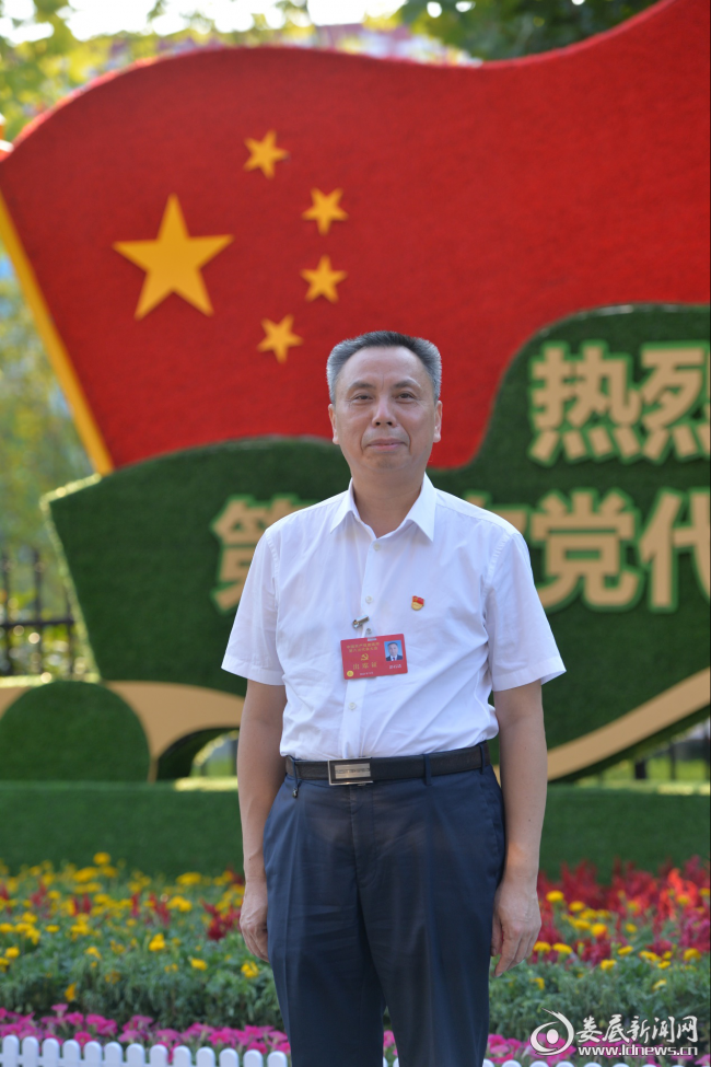双峰县委书记彭石清